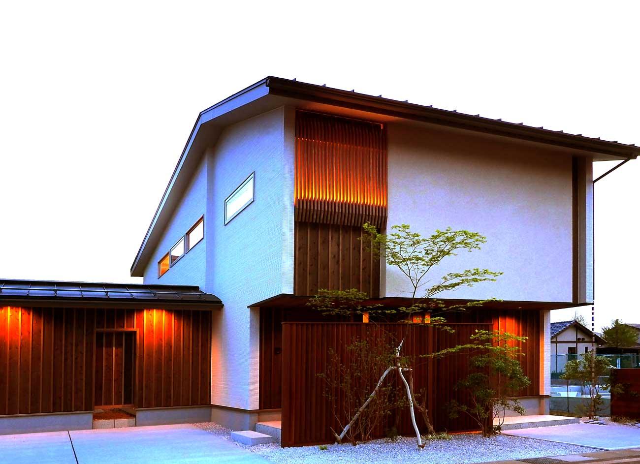 長岡モデルハウス